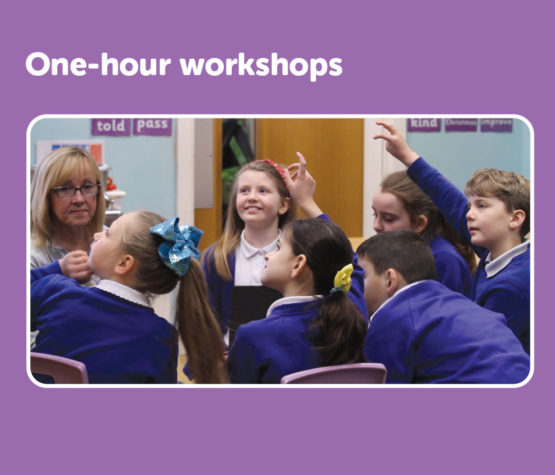 KidSafe UK One-Hour Workshops
